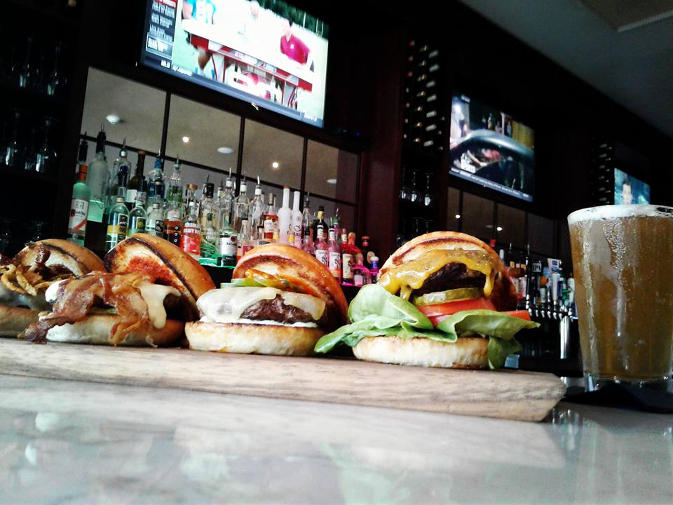 Five Dollar Burger Bar @ Social Restaurant & Bar | Newton | Massachusetts | United States
